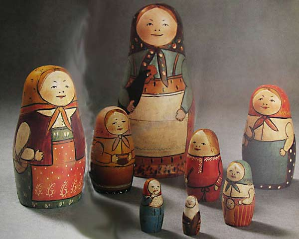 Piece Set Of Cats Ceramics Figure