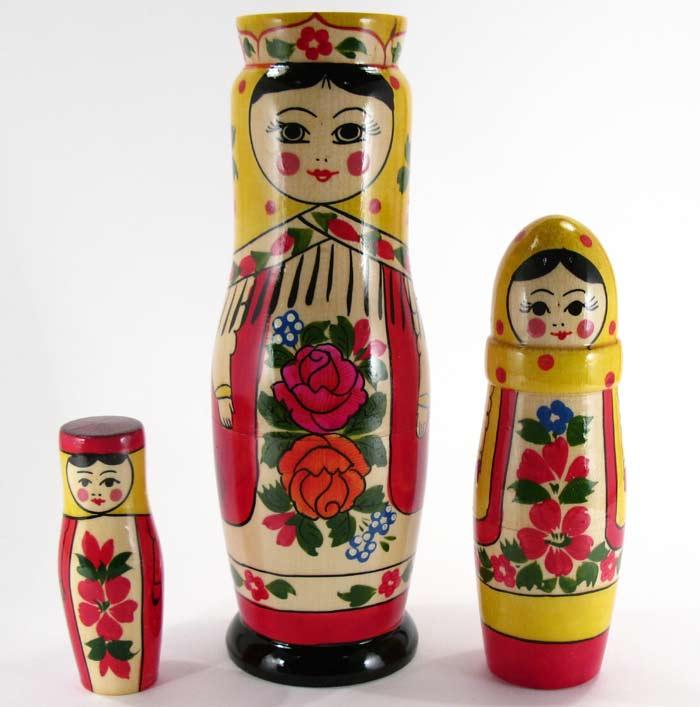 Матрешка Русские красавицы, фото 1