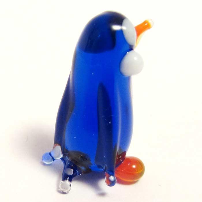 Стеклянная фигурка Пингвин