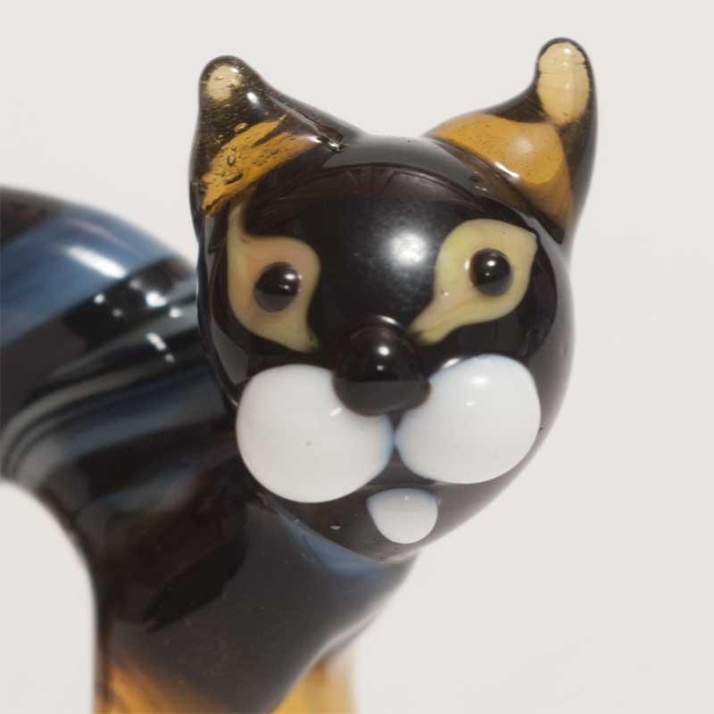 Фигурка Кот испуганный Коты