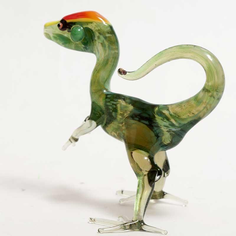 Динозавр из стекла, фото 2