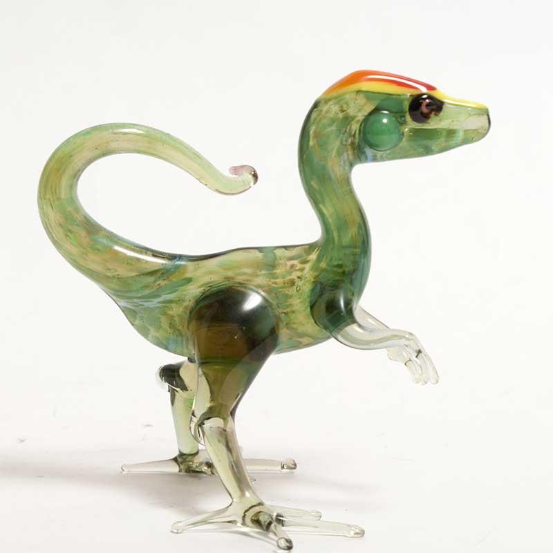 Динозавр из стекла, фото 3