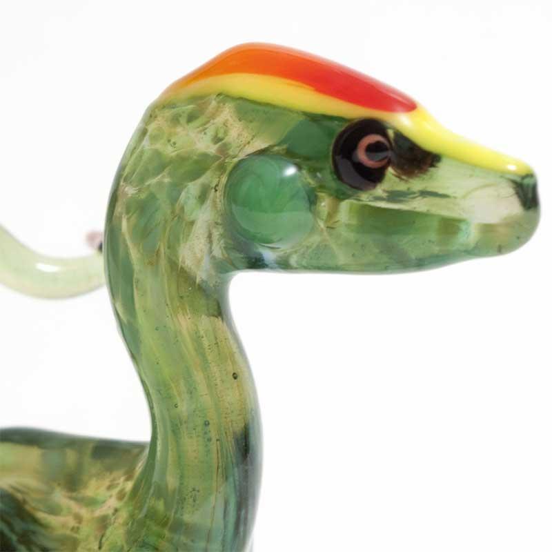 Динозавр из стекла, фото 4