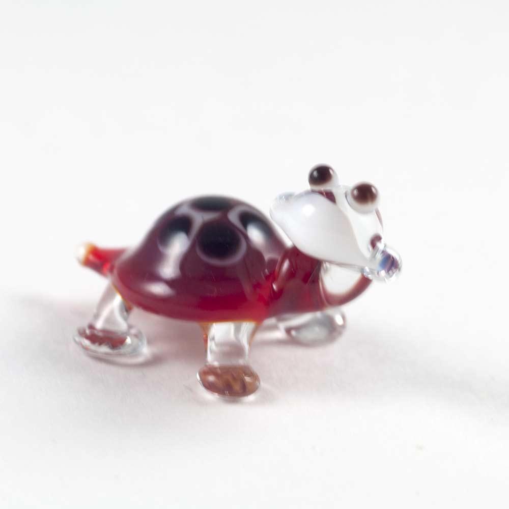Черепаха стеклянная фигурка, фото 2