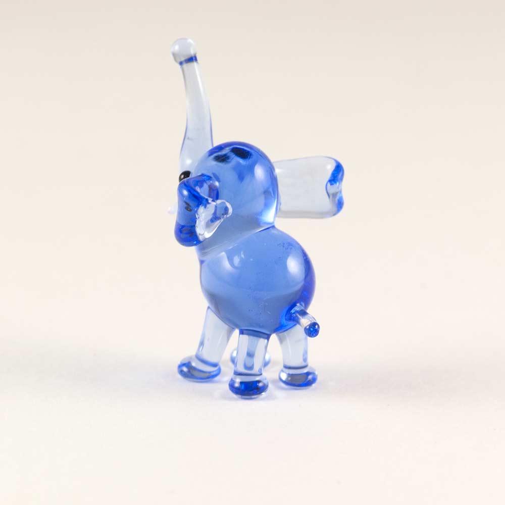 Слон синий, фото 3