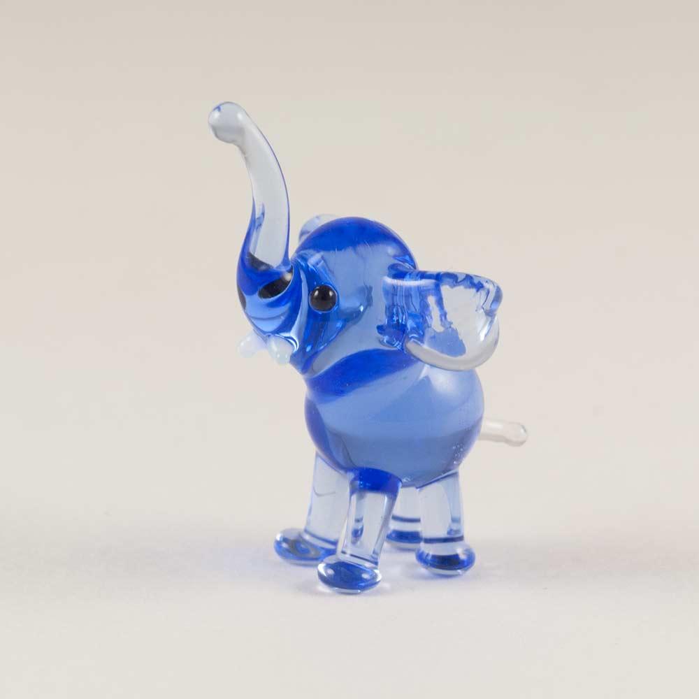 Слон синий, фото 4