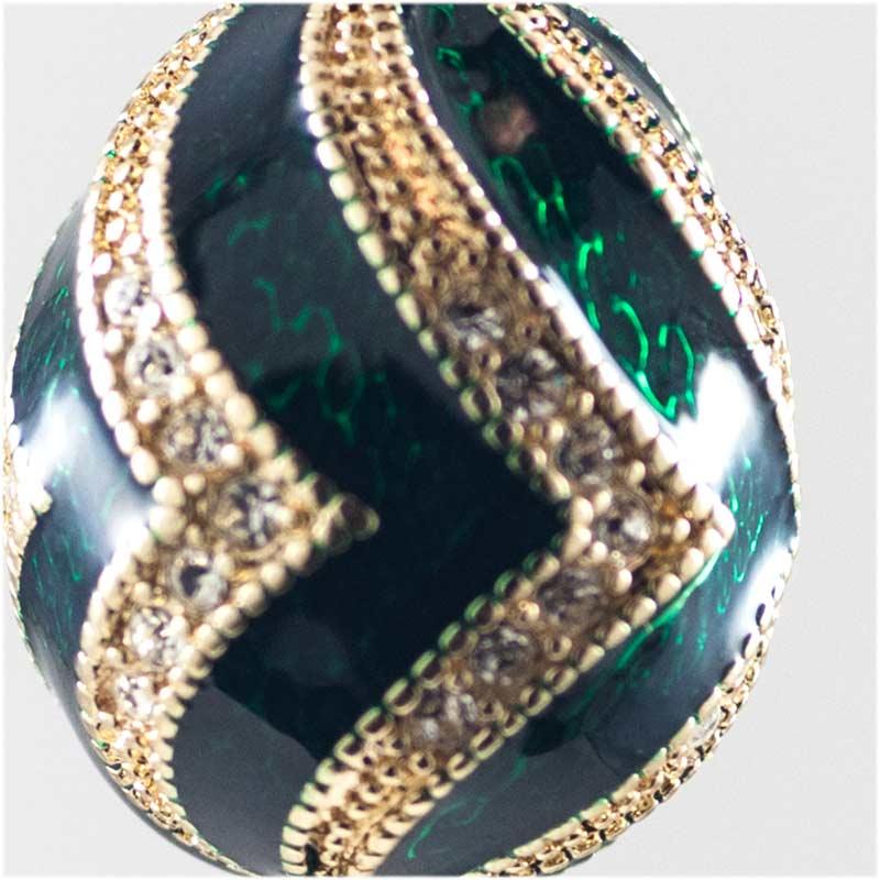 Кулон Уголки зеленый, фото 2