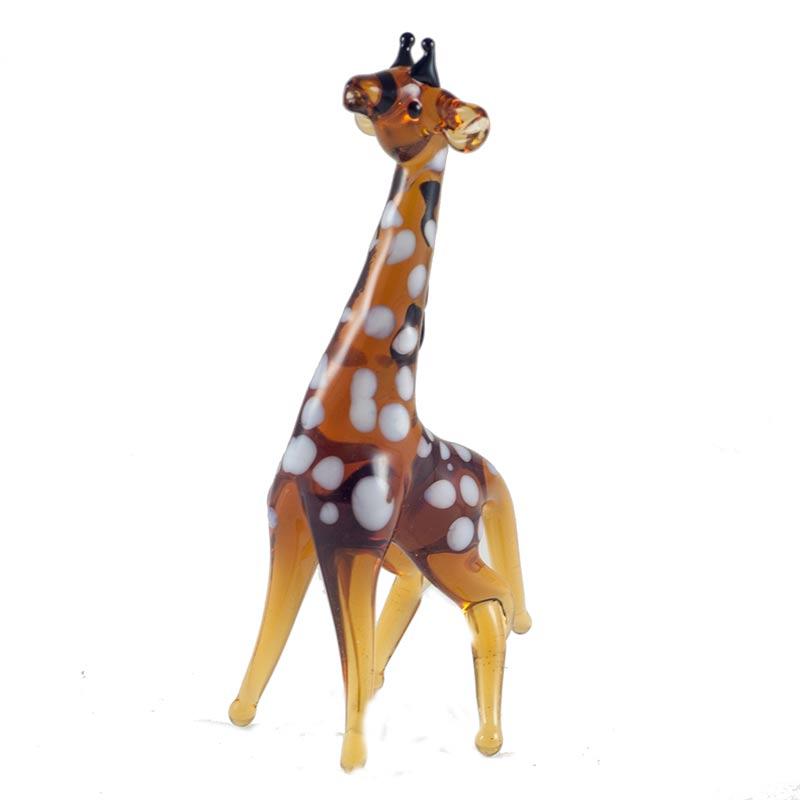 Cтеклянная фигурка жираф, фото 2