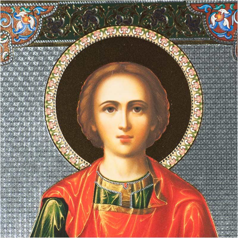 Икона Целитель Пентелимон, фото 2