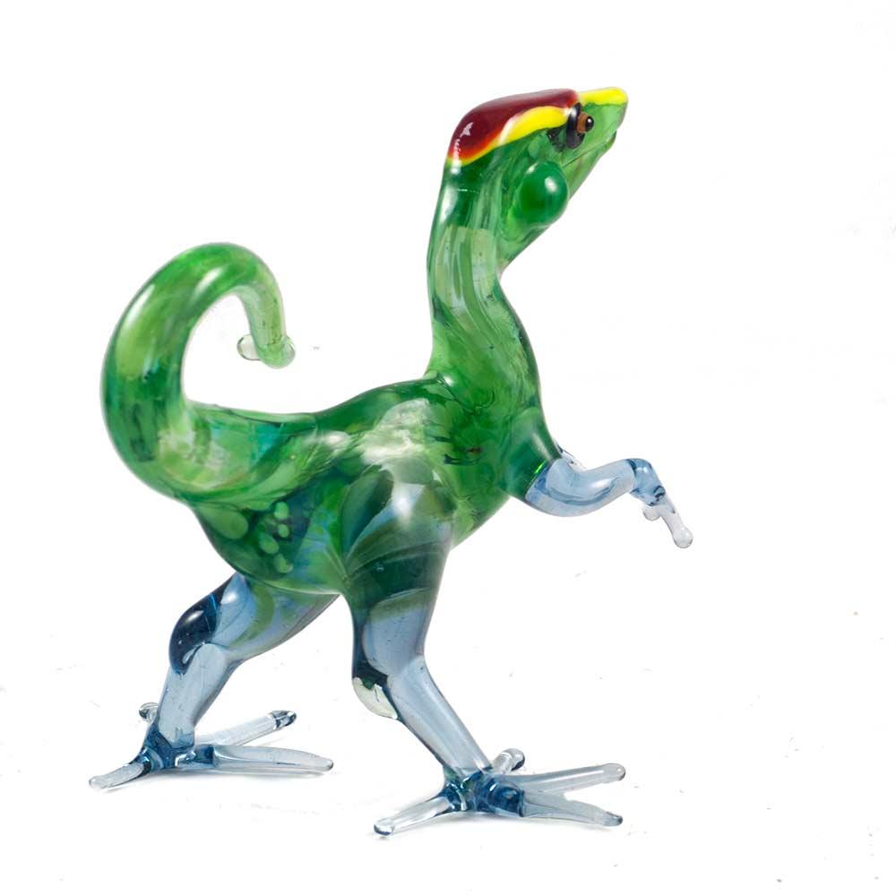 Динозавр стеклянный, фото 3