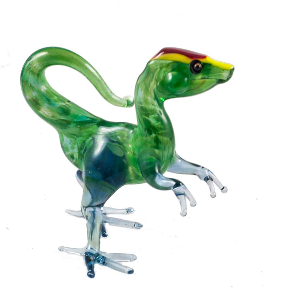 Динозавр стеклянный, фото 4