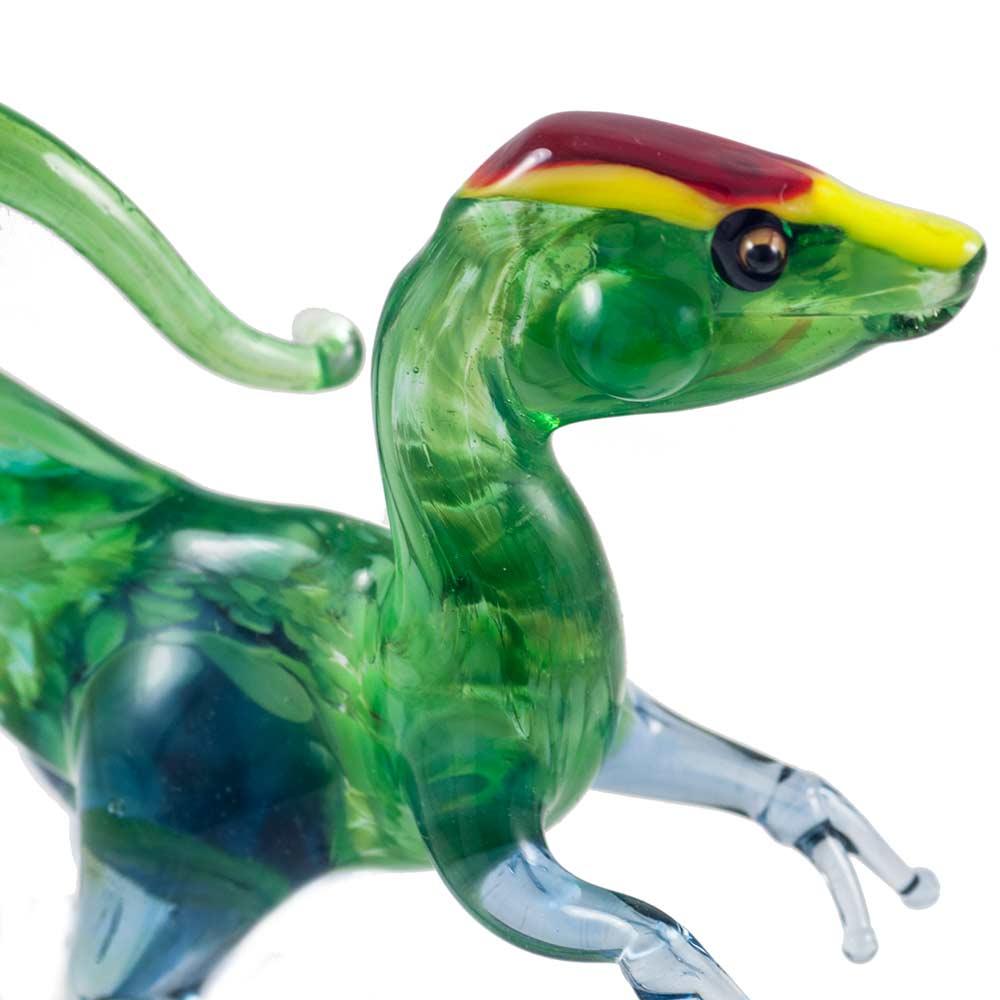 Динозавр стеклянный, фото 5