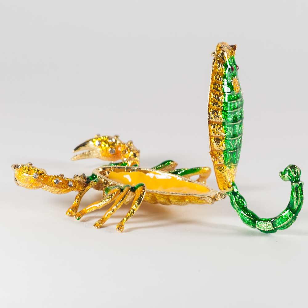 Шкатулка Скорпион, фото 3