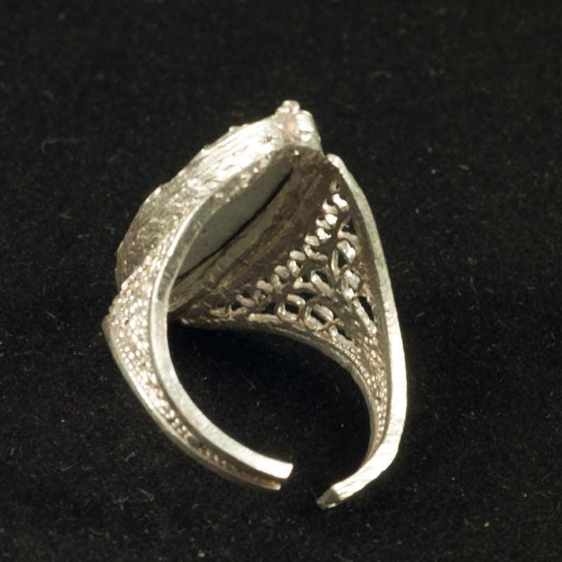 Кольцо финифть Анастасия, фото 3