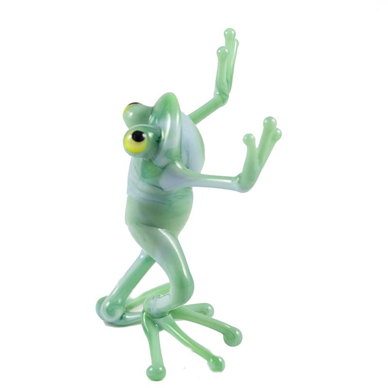 Лягушечка зеленая танцующая, фото 2