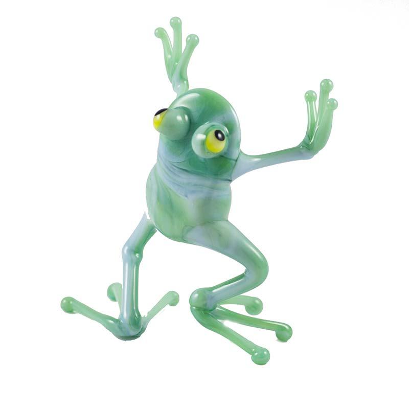 Лягушечка зеленая танцующая, фото 3