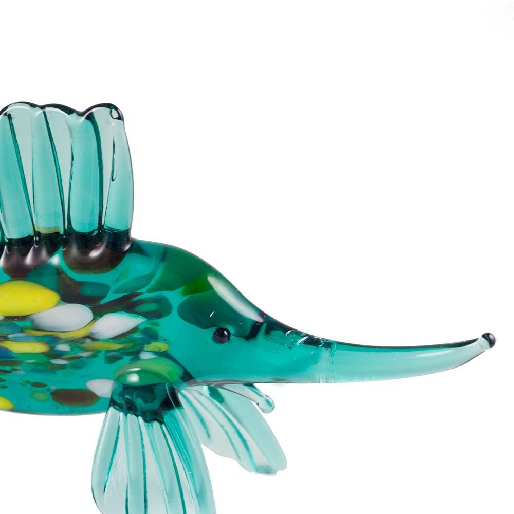 Рыба парусник зеленая, фото 4