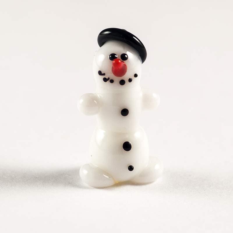 Снеговик мини фигурка, фото 1