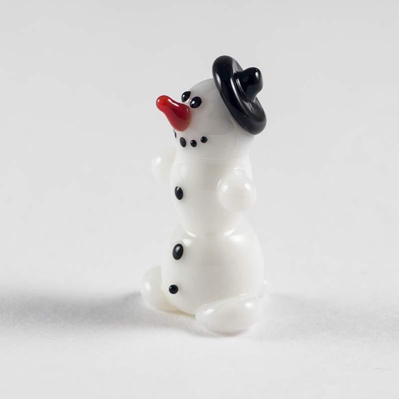 Снеговик мини фигурка, фото 2