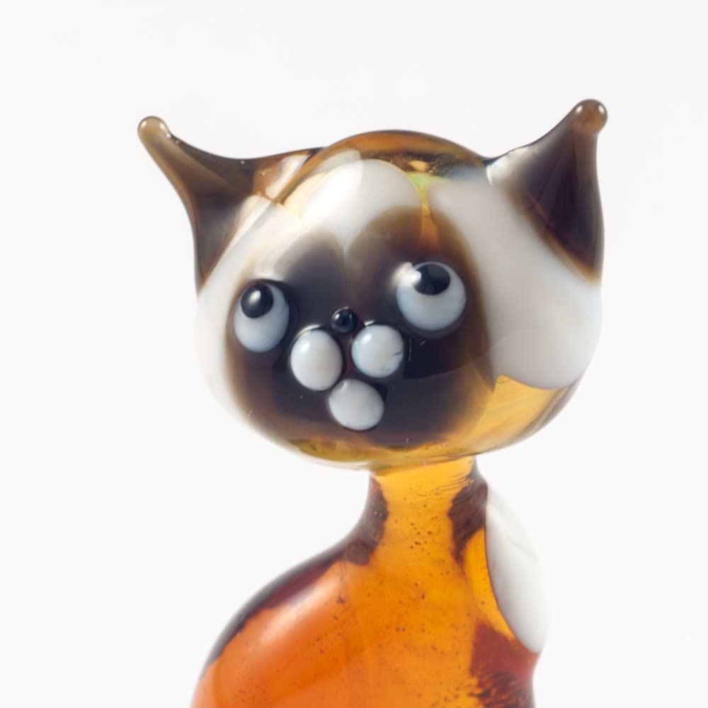 Котик сиамский коричневый Коты