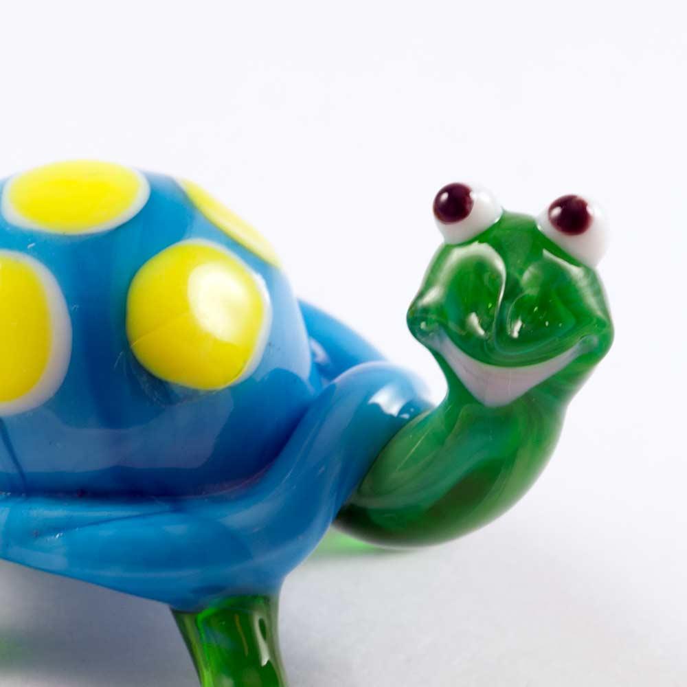 Черепаха синяя Рептилии