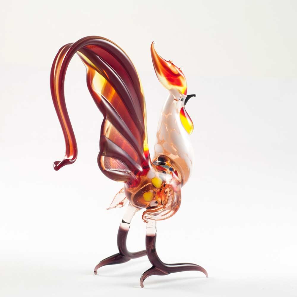 Петушок с темно-красным хвостом, фото 2