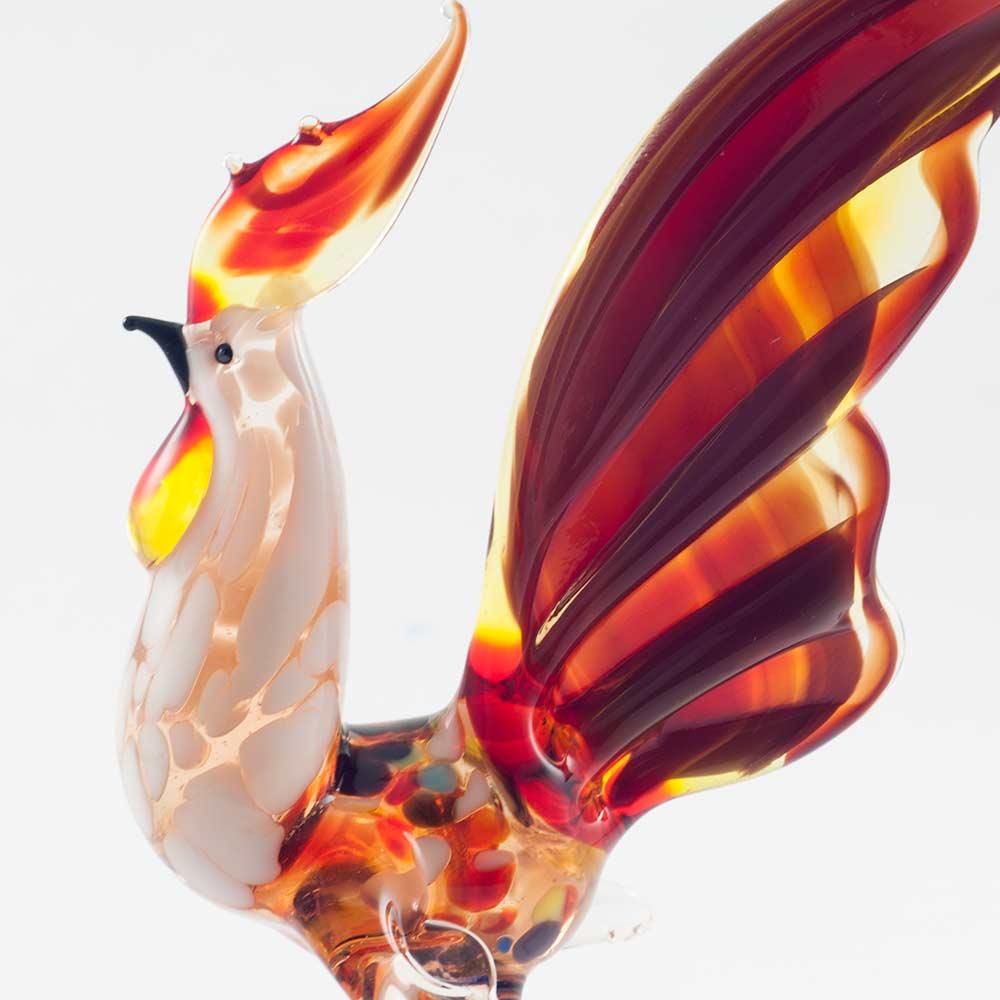Петушок с темно-красным хвостом, фото 4