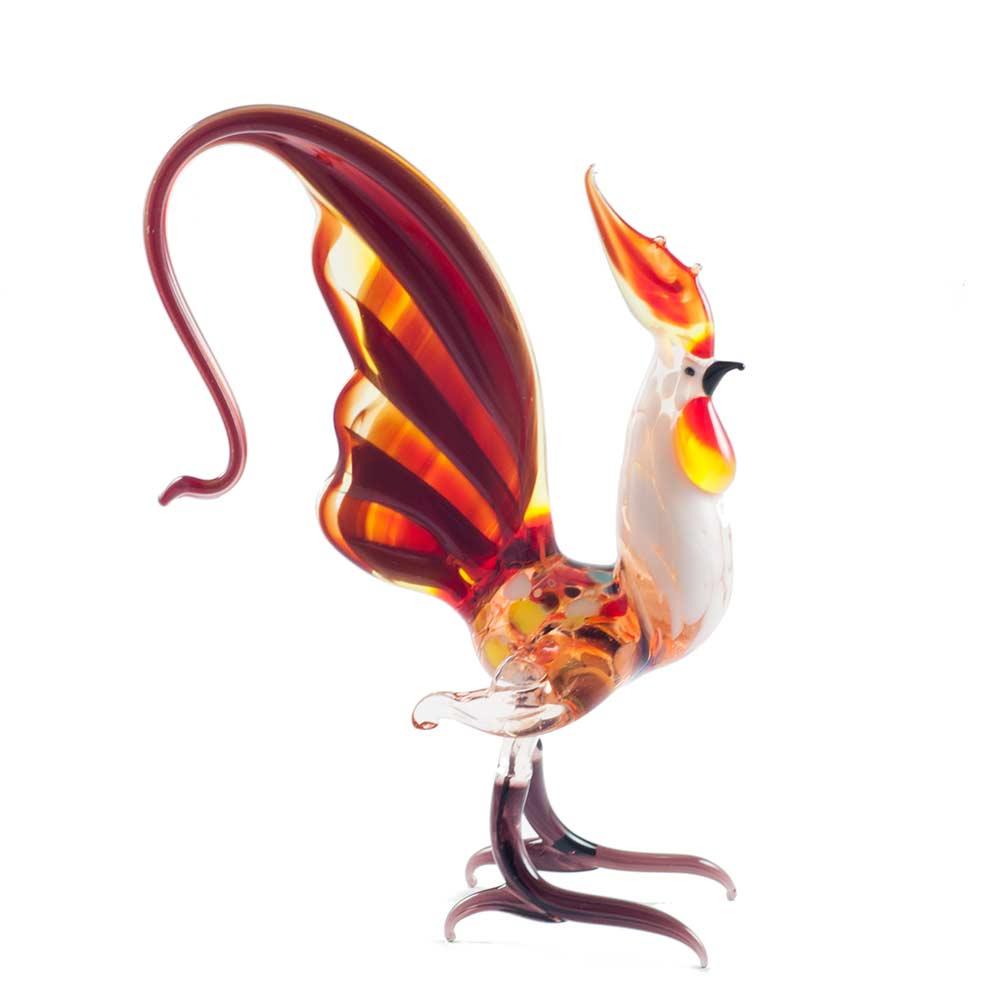 Петушок с темно-красным хвостом, фото 1