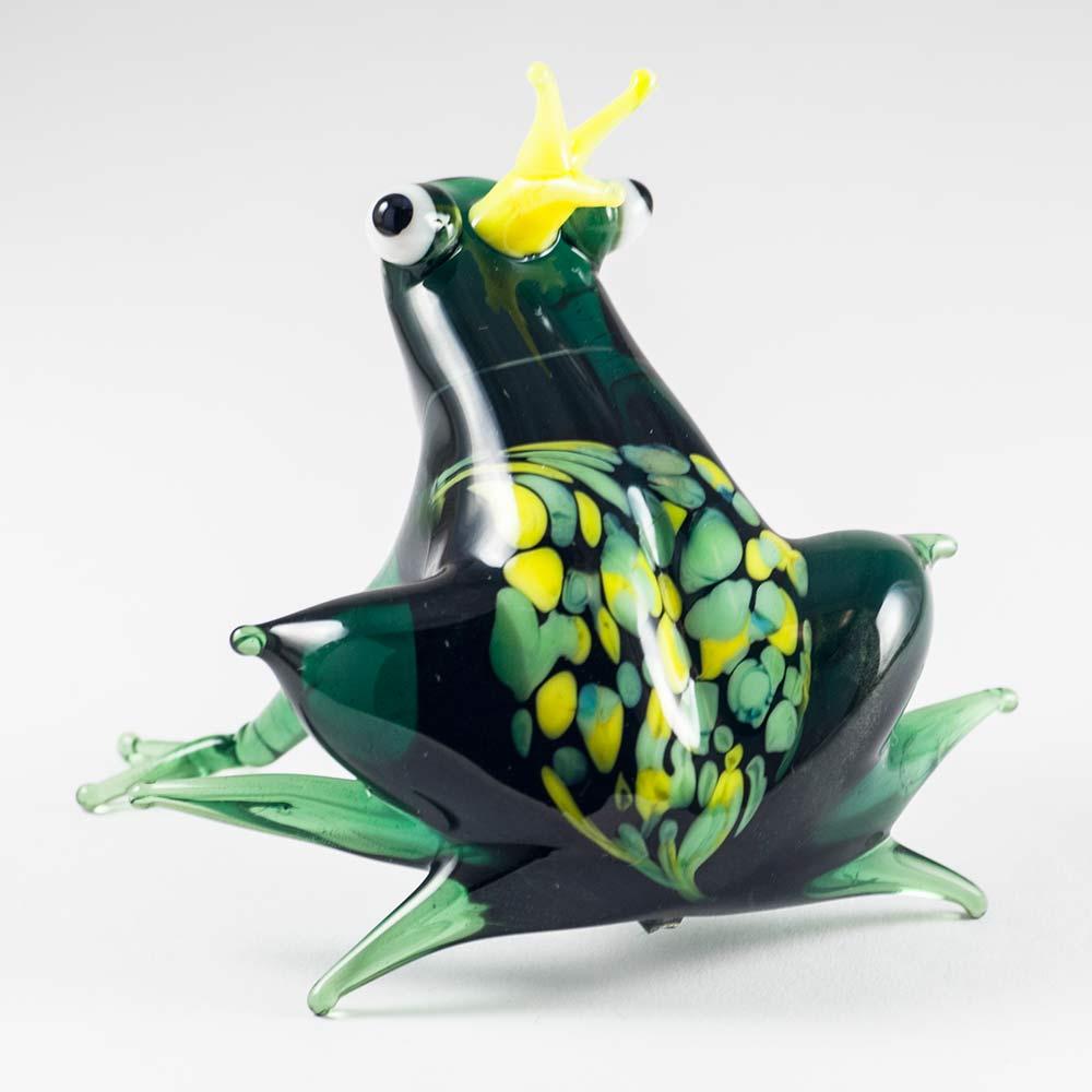 Царевна-Лягушка стеклянная, фото 2