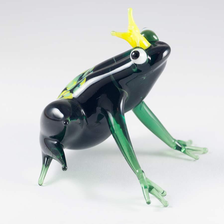 Царевна-Лягушка стеклянная, фото 3