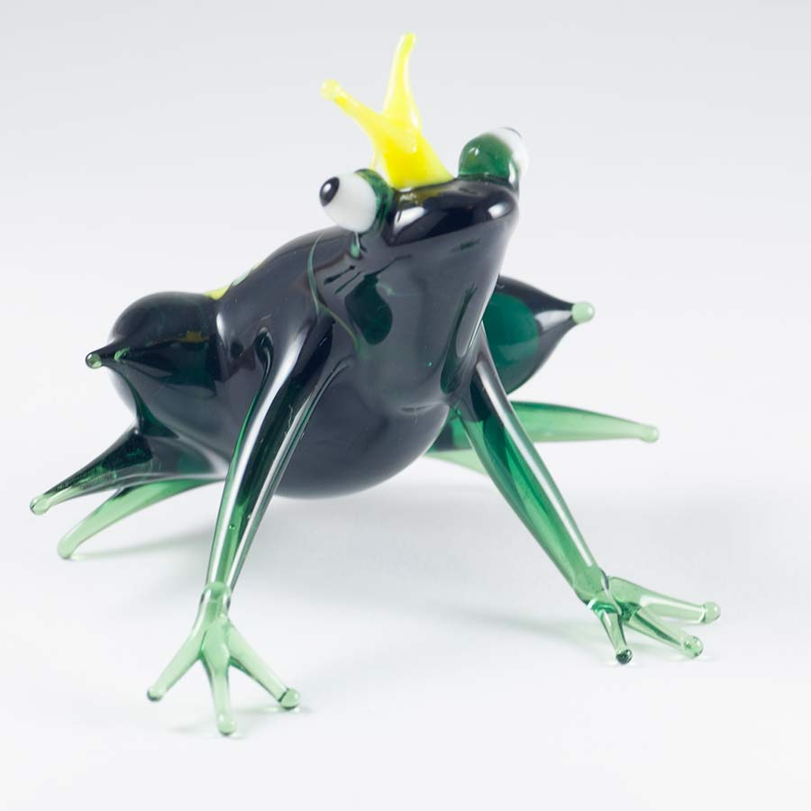 Царевна-Лягушка стеклянная, фото 4