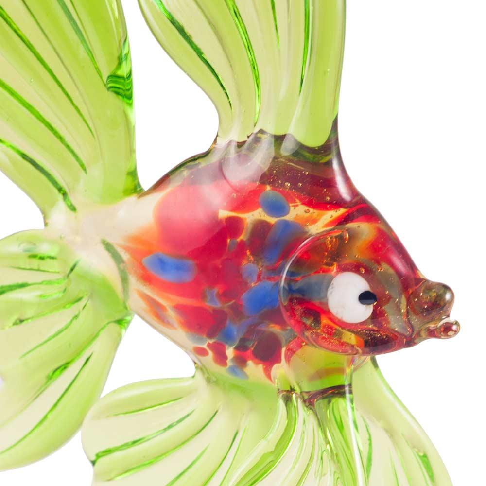Рыба морская зеленая Рыбы