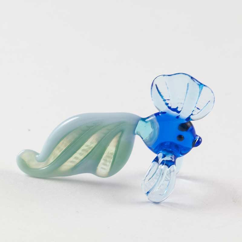 Cтеклянная фигурка рыбки, фото 1