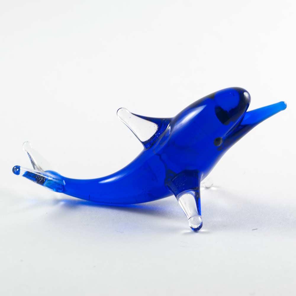 Дельфин плывущий Рыбы