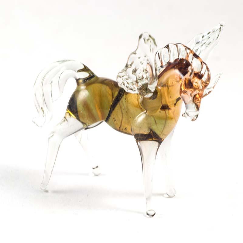 Фигурка Пегас коричневый Животные