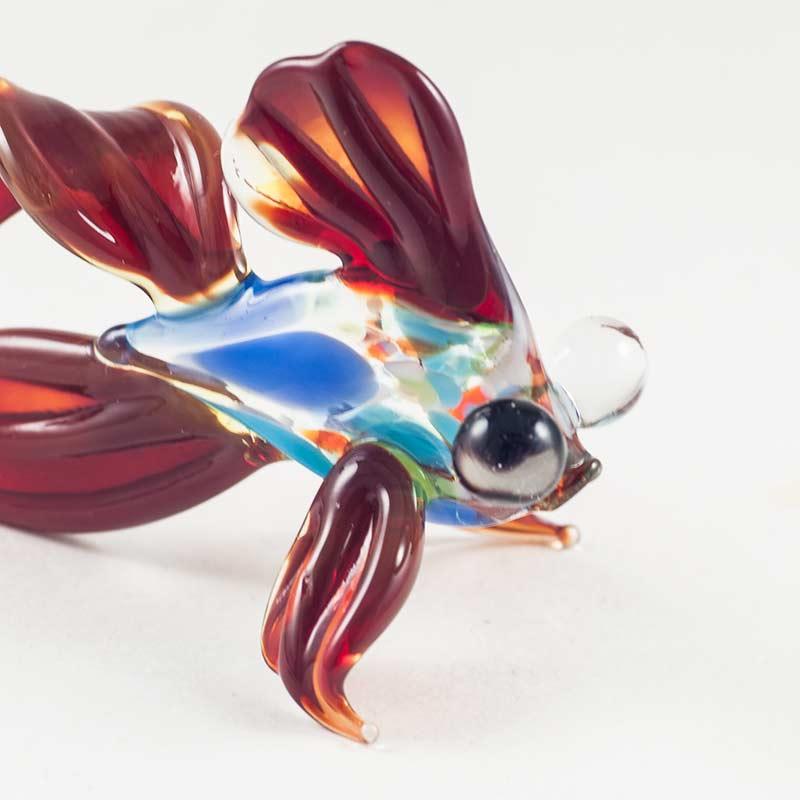 Рыбка красная Телескоп Рыбы