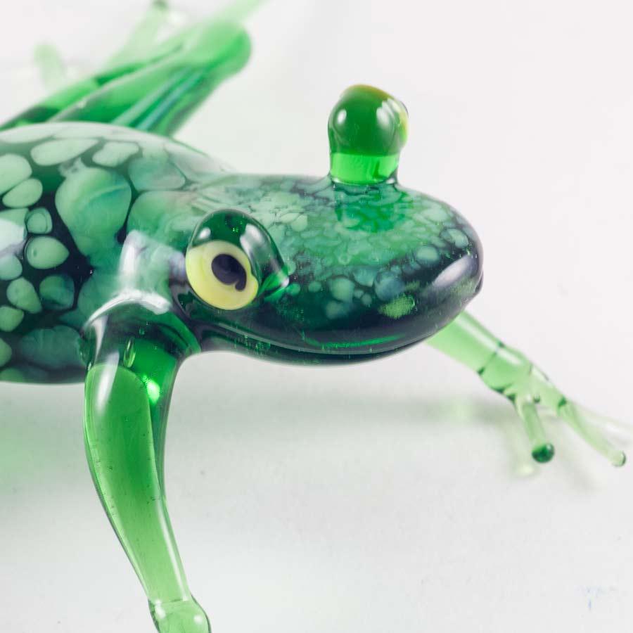 Лягушка стеклянная Рептилии