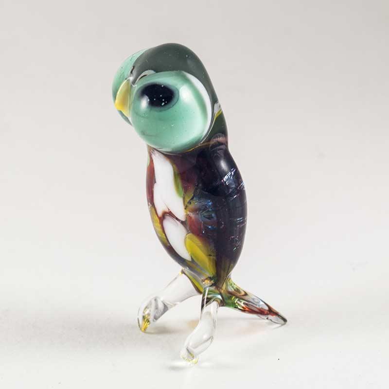 Фигурка сова глазастая Птицы
