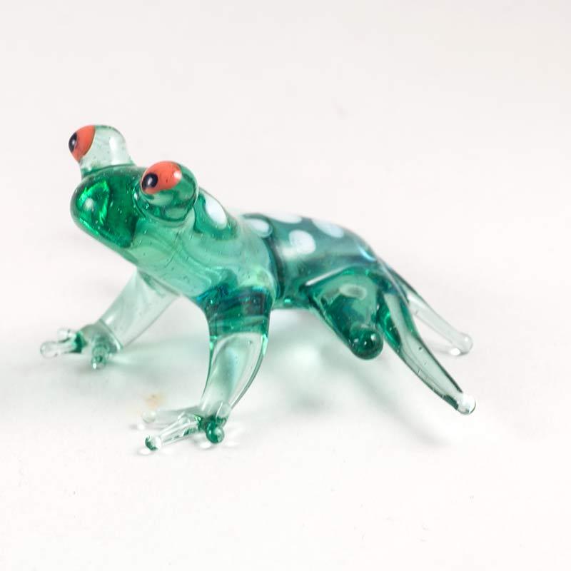 Стеклянная лягушка Рептилии