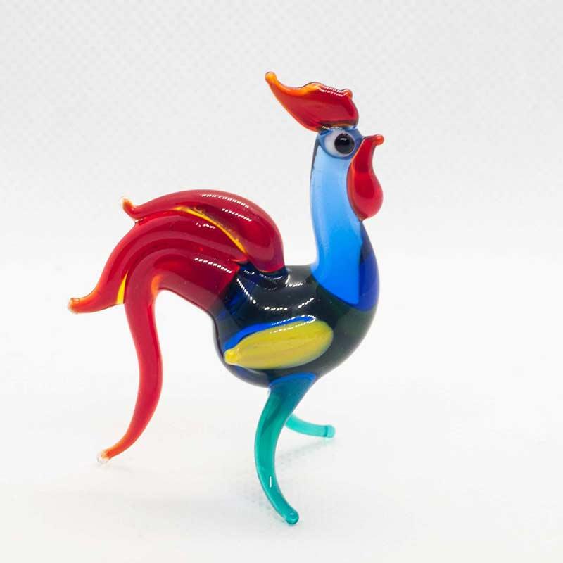 Петушок цветной Птицы