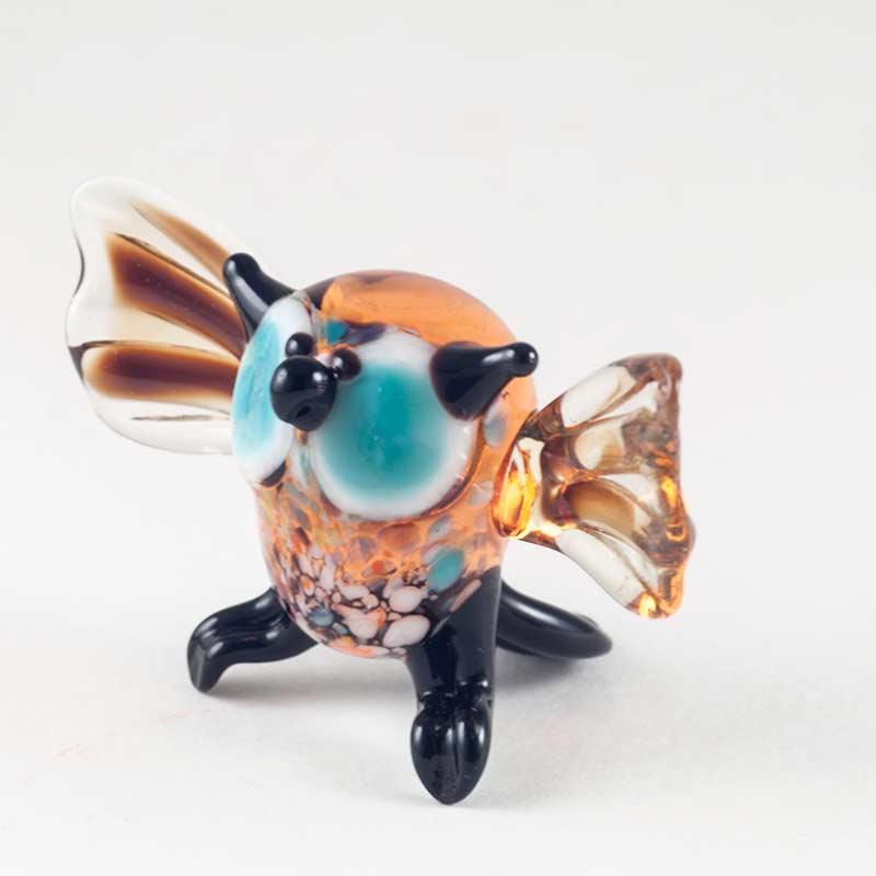 Фигурка сова круглая Птицы