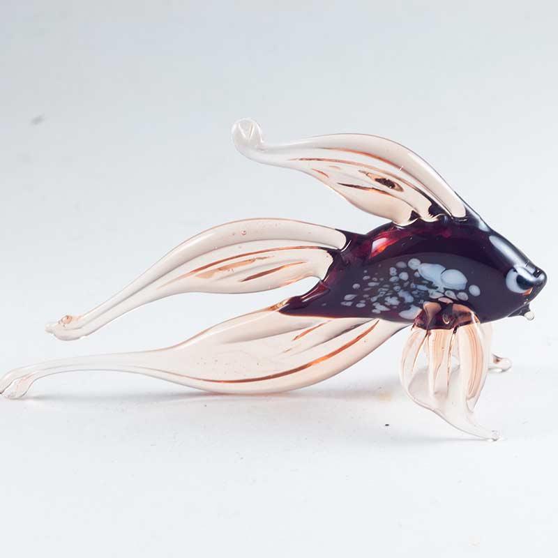 Рыба с коричневым хвостом Рыбы