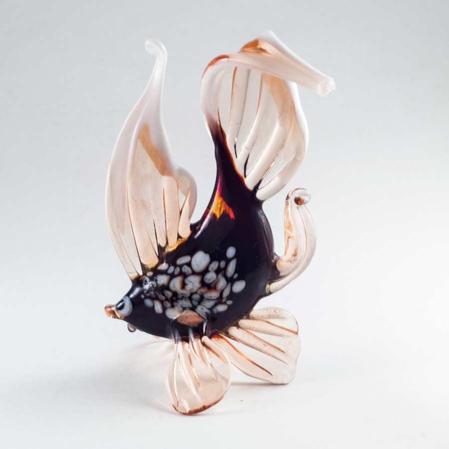 Рыбка коричневая фигурка Рыбы