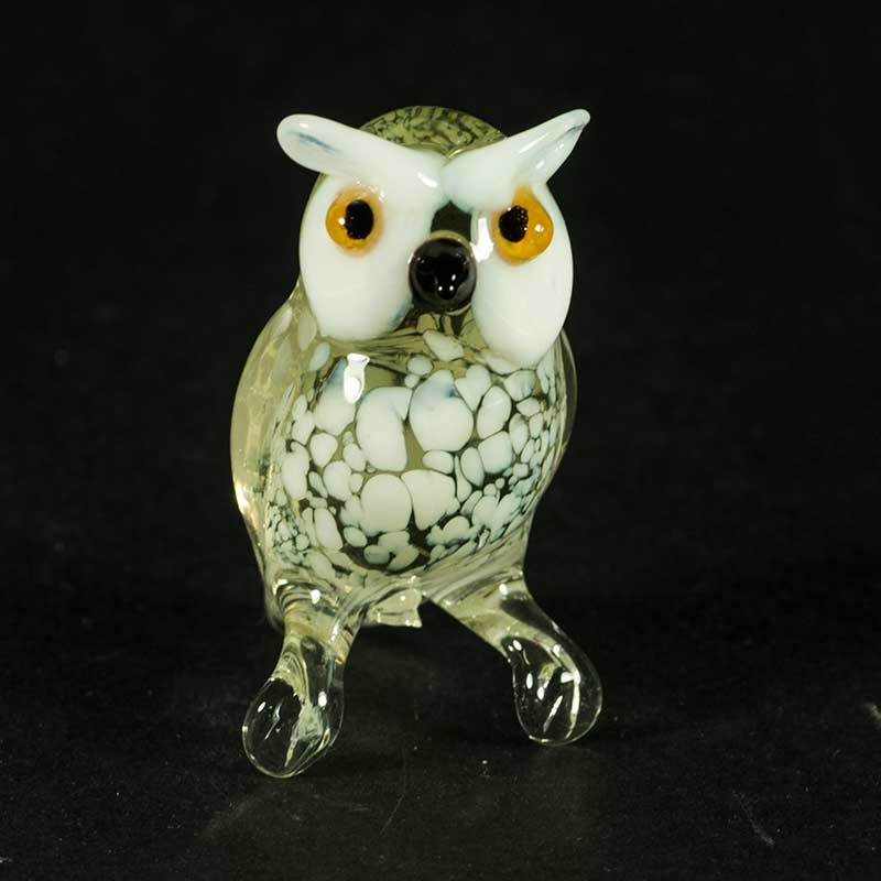 Фигурка сова полярная Птицы