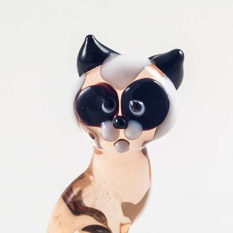 Фигурка котика бежевого Коты