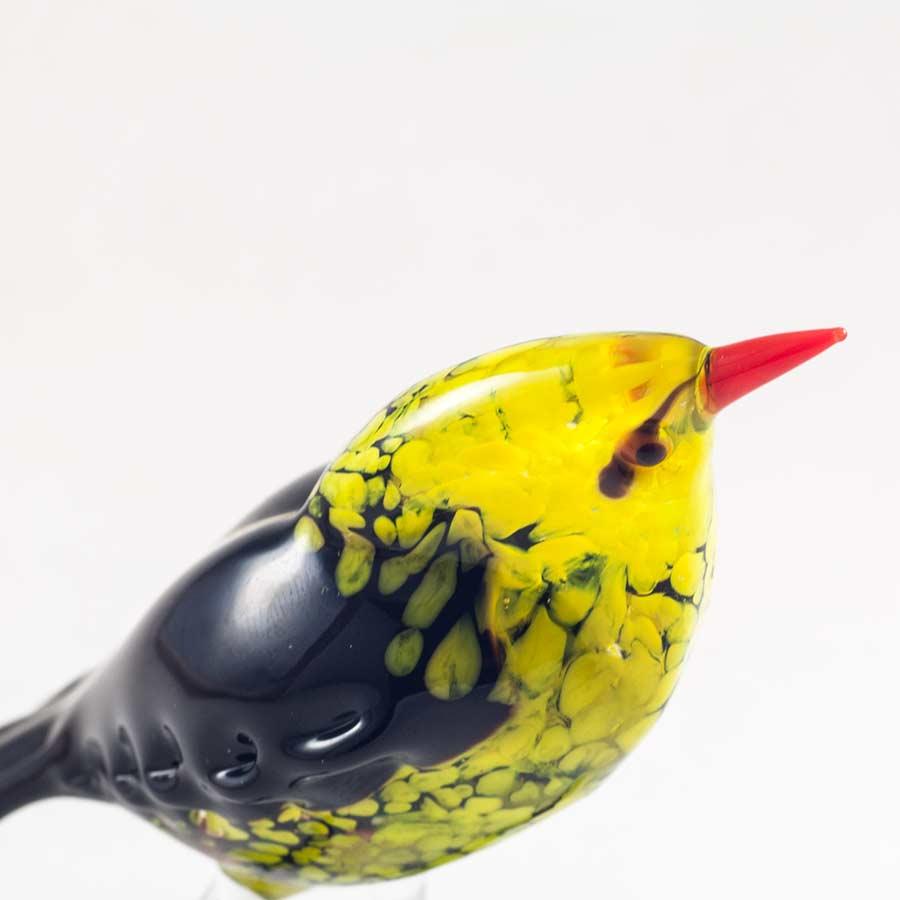 Фигурка из стекла Иволга Птицы