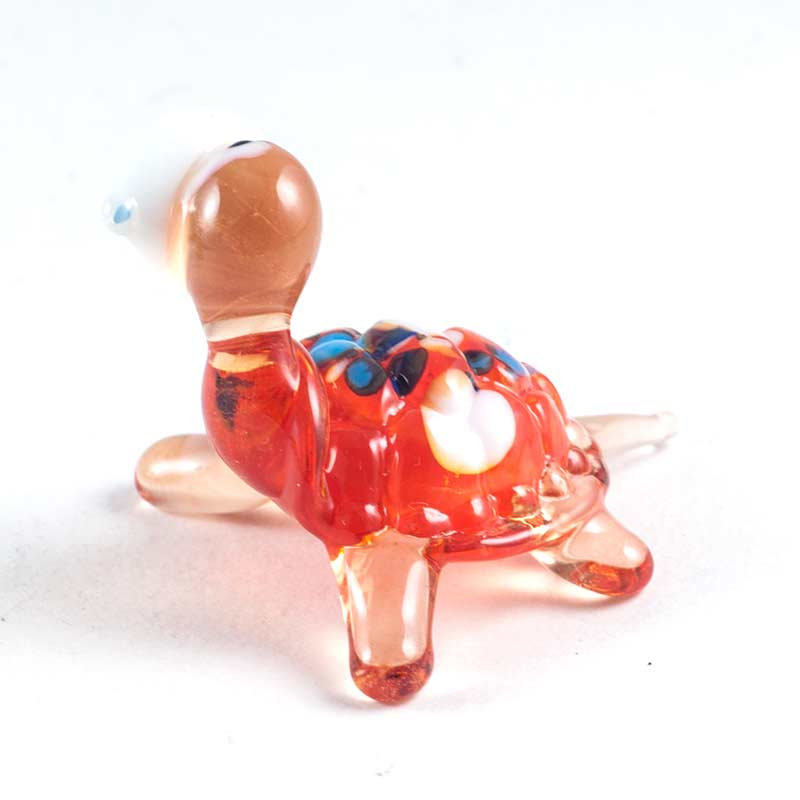 Черепаха веселая красная Рептилии