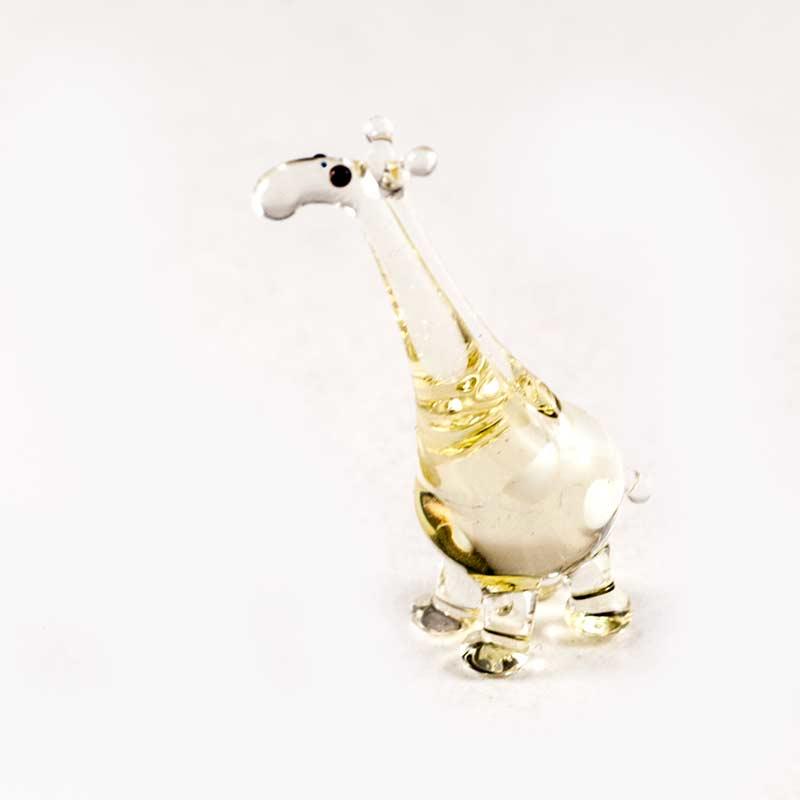 Cтеклянная фигурка жирафа Миниатюрные