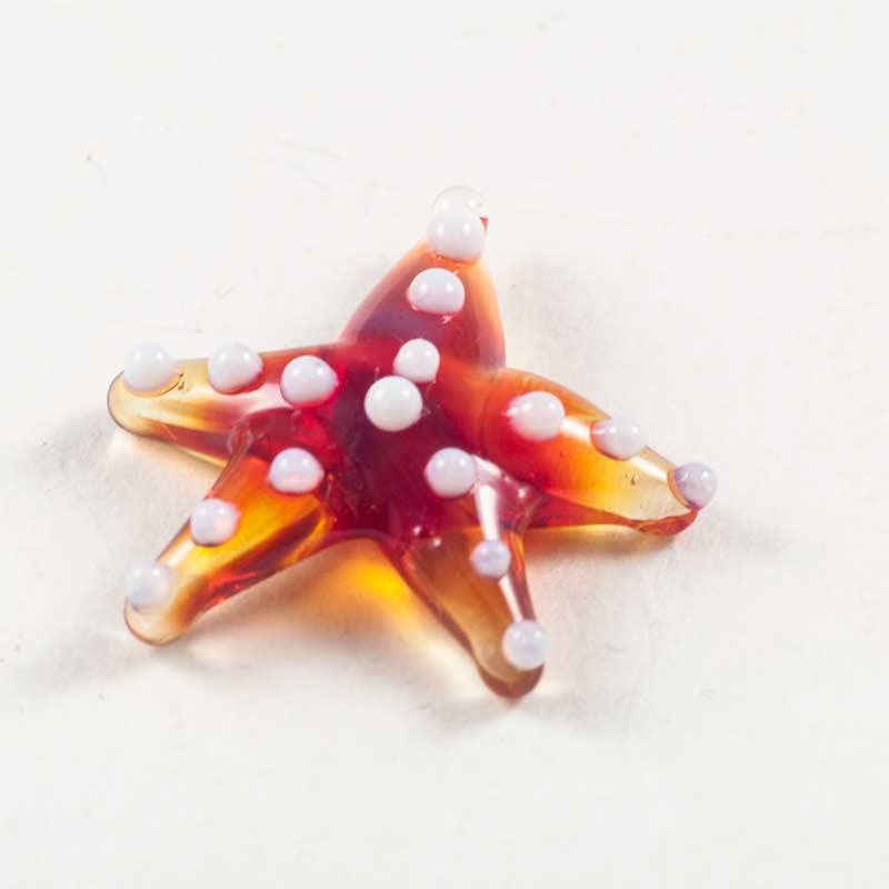 Морская звезда красная Миниатюрные