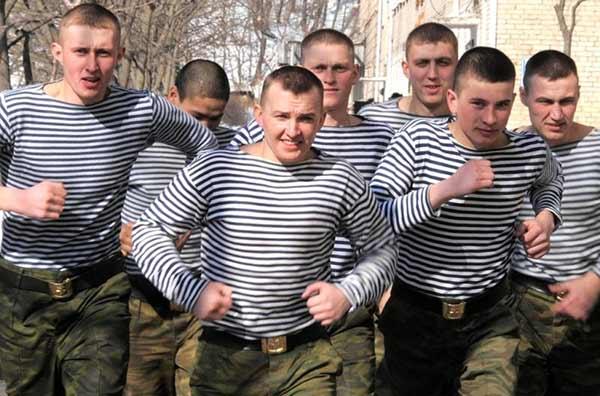 Военные тельняшки